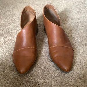 Universal Thread Brown Shoes Sz 8